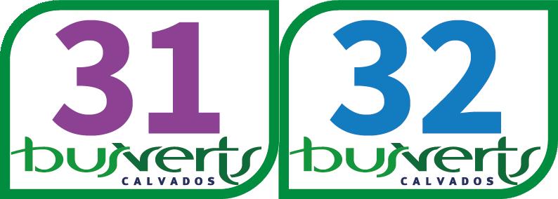 Lignes Bus Verts 31-32