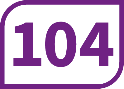 104 VILLONS Coopérative -> CAEN Cité U Lebisey
