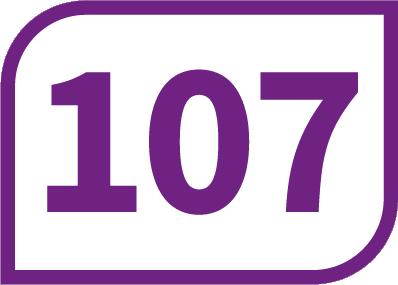107 CAEN Hôtel de Ville <-> CAEN Lycée Sainte-Ursule