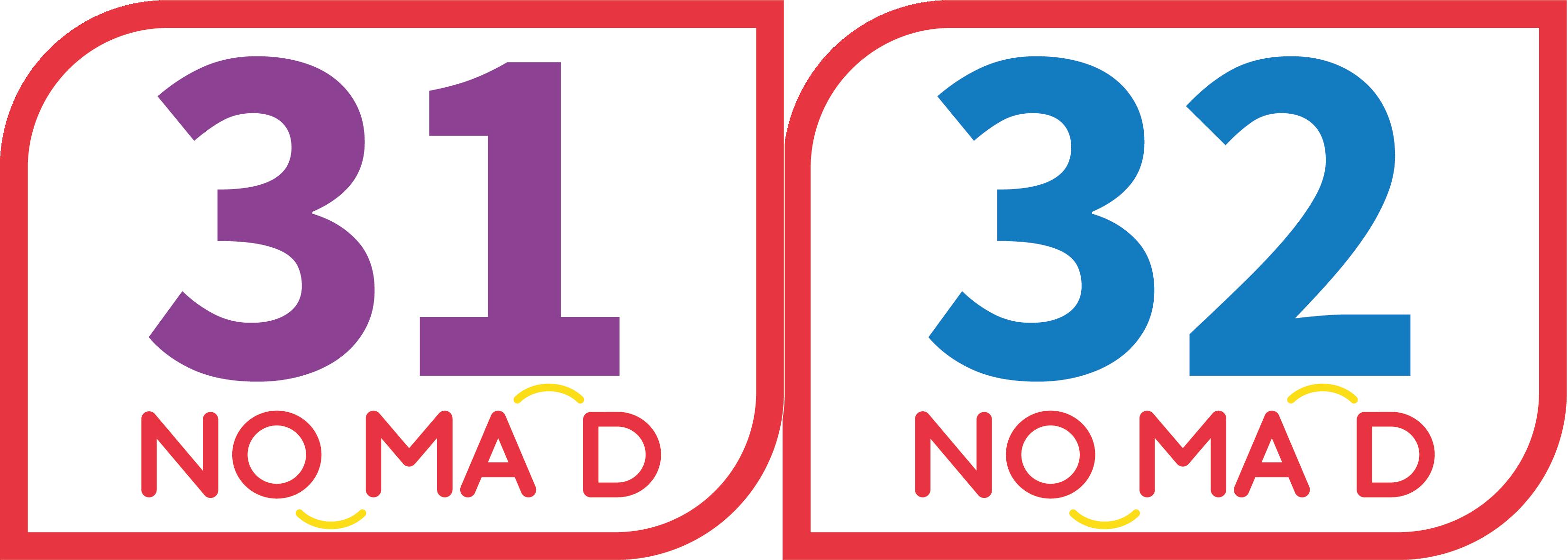 Lignes Nomad 31-32