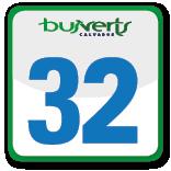 Ligne Bus Verts 32